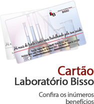 Cartão Laboratório Bisso